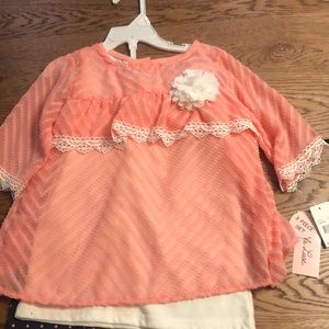 3 Piece Girls Clothing Set